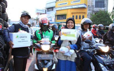 4000 Paket Berbuka Untuk Macet Medan