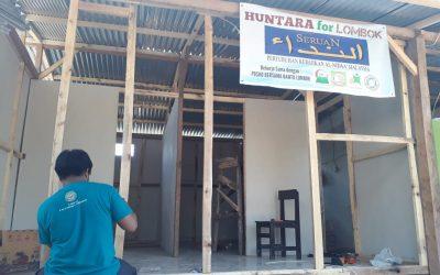 Masjid Dan Runtara Untuk Lombok