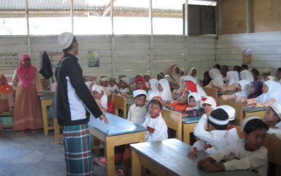 Lokal Madrasah Harus Ditambah