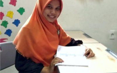 """Nur Habibah """"Saya Sudah Matondang Empat Kali Menjadi Relawan PTQ"""""""