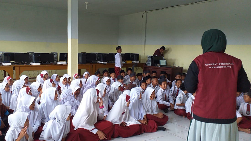 Relawan Mengajar Ulil Albab
