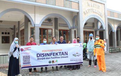 Kolaborasi Aksi UA Dan DT Peduli
