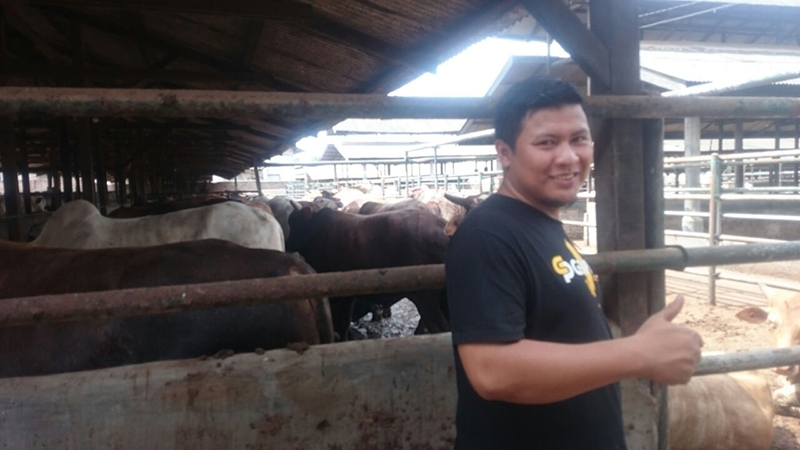 """Epo Bayu Ari Anggara """"Saya mencoba kembali membangun usaha tanpa ada modal sama sekali"""""""