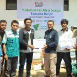 Kolaborasi Tangani Korban Banjir Tapteng