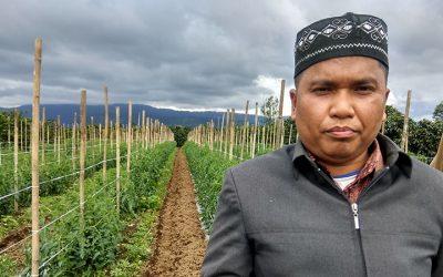 10 Tahun Sabaruddin Sabar Jalani Dakwah
