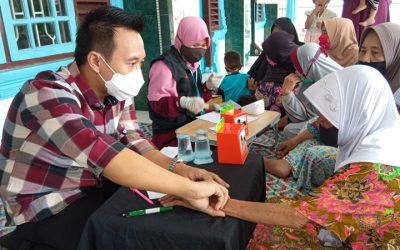 Klinik Sahabat Jemput Bola Obati Dhuafa