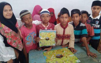 Tadarus Plus Madrasah Jandi Meriah